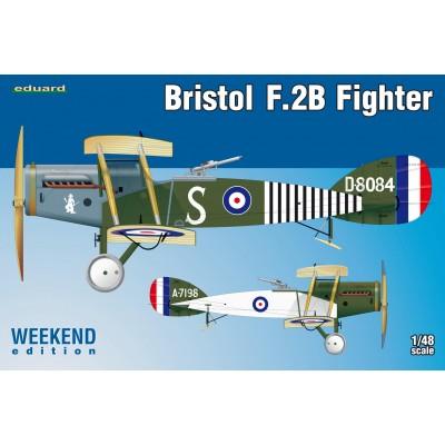BRISTOL F.2B FIGHTER 1/48 - Eduard 8489