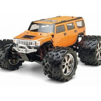 CARROCERIA MONSTER HUMMER (SIN PINTAR) (APROX 44 X 18 CMS)