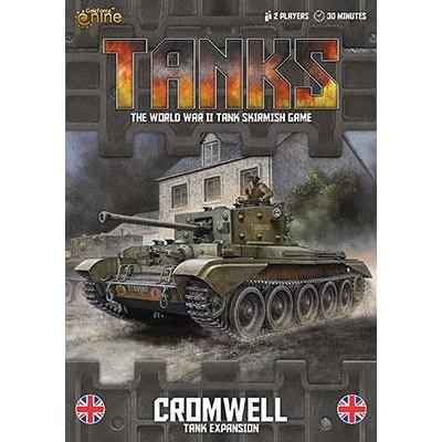 TANKS: CROMWELL (ESPAÑOL) - TANKS 08S