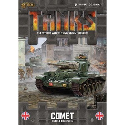 TANKS: COMET (ESPAÑOL) - TANKS 09S