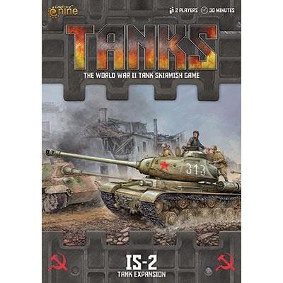 TANKS: IS-2 (ESPAÑOL) - TANKS 12S
