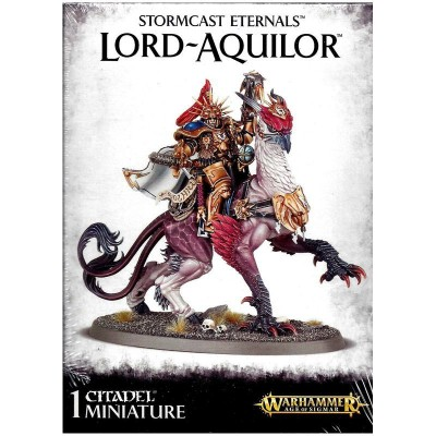 STORMCAST ETERNAL S LORD AQUILOR GAMES WORKSHOP 96-32