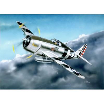 REPUBLIC P-47 D THUNDERBOLT -Razorback- Trumpeter 02262