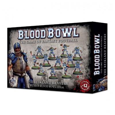THE REIKLAND REAVERS BLOOD BOWL GAMES WORKSHOP 20013