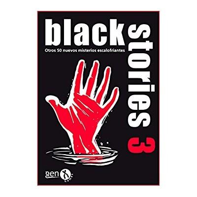 BLACK STORIES: 3
