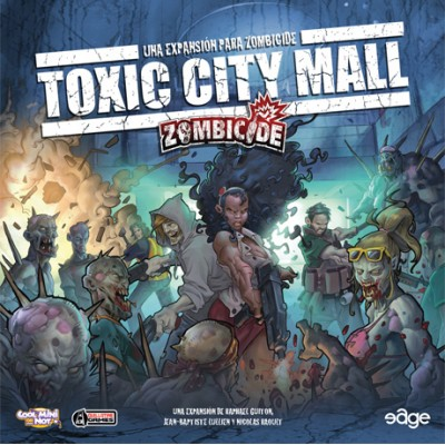 ZOMBICIDE: Toxic City Mall (Expansion)