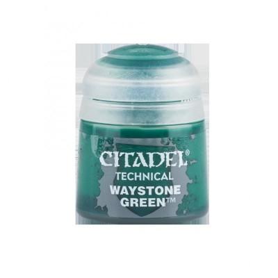 TECHNICAL : WAYSTONE GREEN (12 ml) - GAMES WORKSHOP 27-14