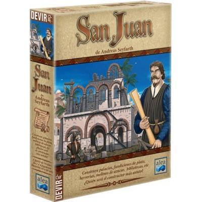 SAN JUAN JUEGO DE CARTAS