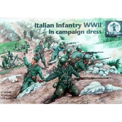 INFANTERIA ITALIANA (2ª Guerra Mundial) - Waterloo1815 AP040