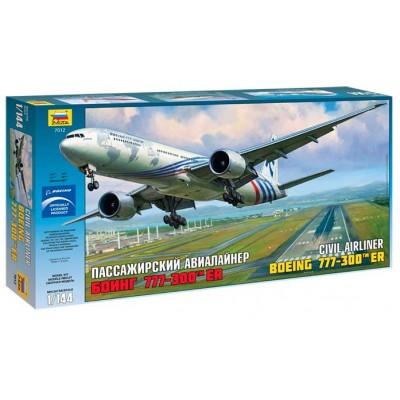 BOEING 777-300 ER - Zvezda 7012