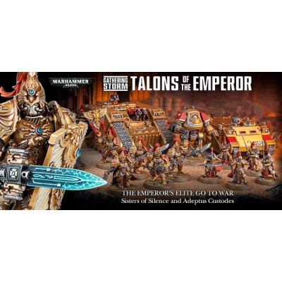 Gathering Storm TALONS OF THE EMPEROR - Games Workshop TE03