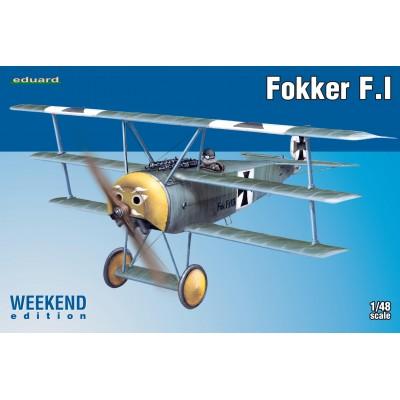 FOKKER F.I - Eduard 8493