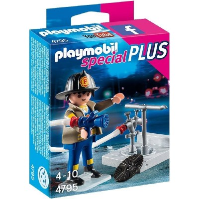 BOMBERO - PLAYMOBIL 4795