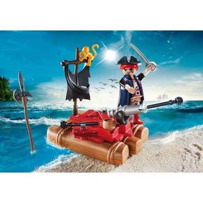 MALETIN PIRATA - PLAYMOBIL 5655