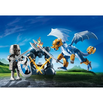 MALETIN CABALLEROS DEL DRAGON - PLAYMOBIL 5657