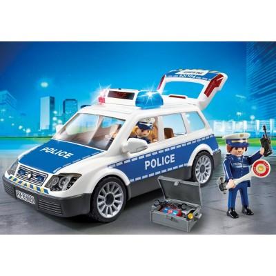 COCHE POLICIA (Luces & Sonido) - PLAYMOBIL 6920