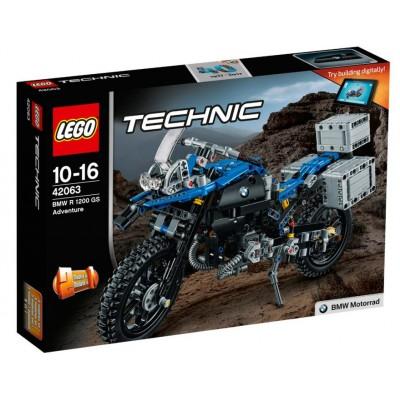 TECHNIC BMW R 1200 GS ADVENTURE LEGO 42063