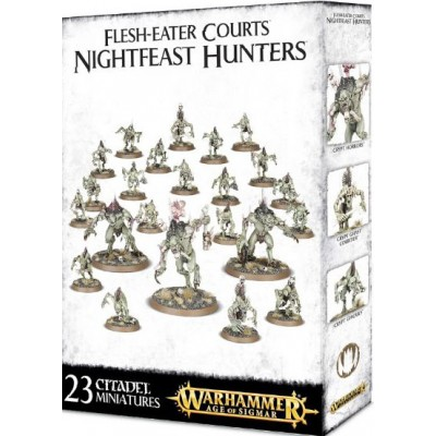FLESH EATERS COURT NINGHTFEAST HUNTERS - GAMES WORKSHOP 100-09