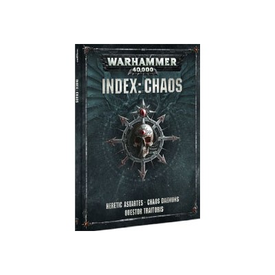 INDEX: CHAOS - GAMES WORKSHOP 43-97