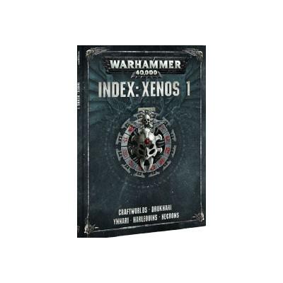 INDEX: XENOS 1 - GAMES WORKSHOP 43-94
