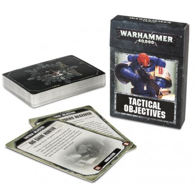 DARK IMPERIUM: CARTAS DE OBJETIVOS TACTICOS EN ESPAÑOL - GAMES WORKSHOP 40-20-03