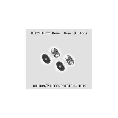 PIÑONES DIFERENCIAL (4 unidades) - River Hobby 10129