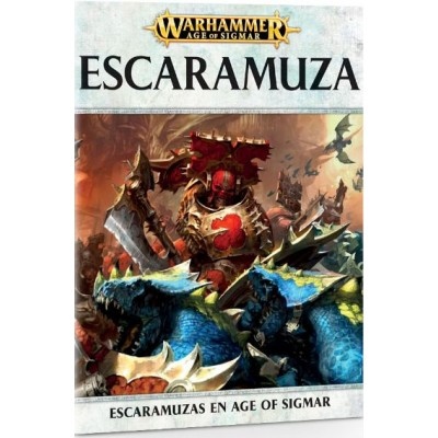 AGE OF SIGMAR: ESCARAMUZA (ESPAÑOL)