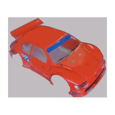 CARROCERIA GT PEUGEOT 306 MAXI 1/8 SIN PINTAR