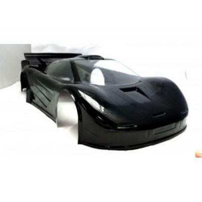 CARROCERIA GT2 McLAREN GTR 1 & Spoiler 1/8 (SIN PINTAR)