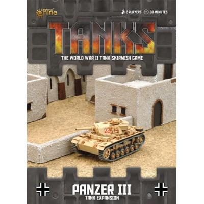 TANKS: PANZER III (INGLES) - TANKS 36
