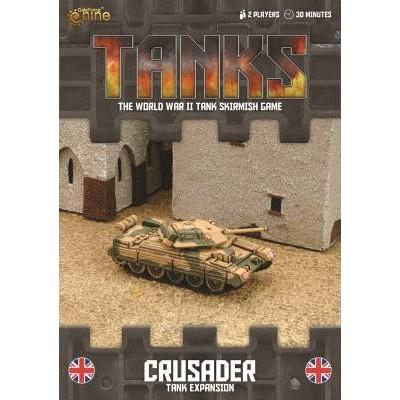 TANKS: CRUSADER (INGLES) - TANKS 39