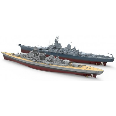 ACORAZADO BISMARCK - Meng Model PS-003