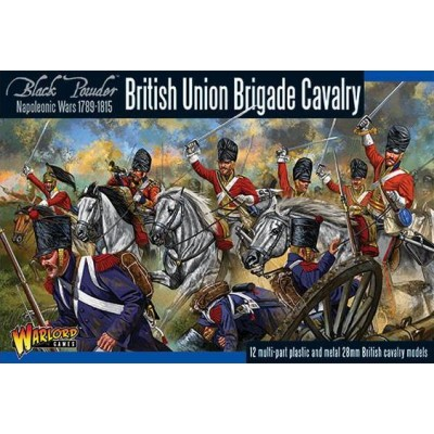 CABALLERIA BRITANICA UNION BRIGADE - Warlord Games 302011002