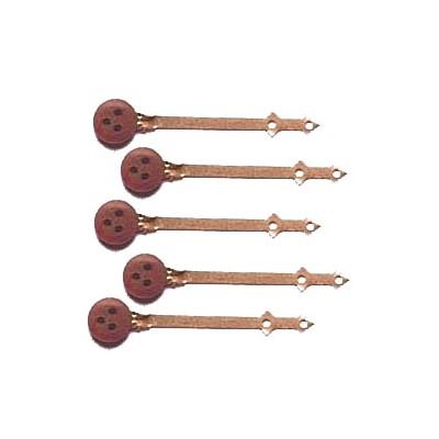 CADENOTE LATON Y VIGOTA 7 mm (5 unidades)