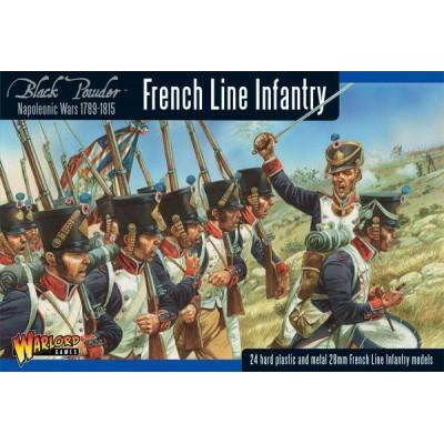 INFANTERIA DE LINEA FRANCESA - Warlord Games WGN-FR-09