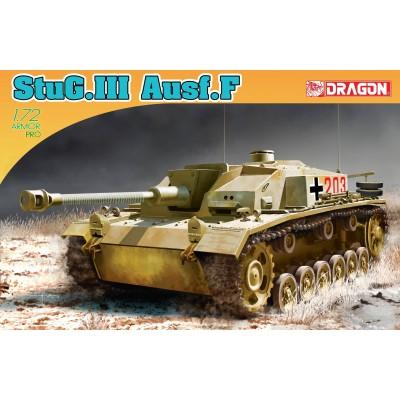 CAÑON DE ASALTO Sd.Kfz. 142 STUG III Ausf. F - Dragon 7286