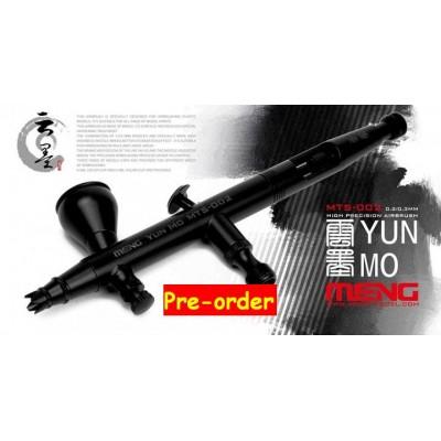 AEROGRAFO YUN MO (0,2 / 0,3mm) - Meng Model MTS-002