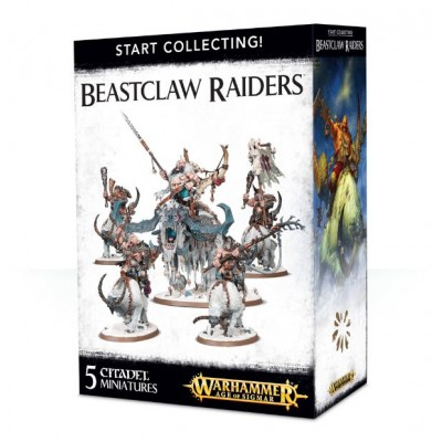 START COLLECTING BEASTCLAW RAIDERS - GAMES WORKSHOP 70-86