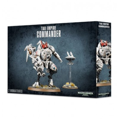 TAU COMMANDER - GAMES WORKSHOP 56-22