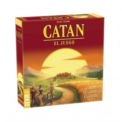 COLONOS DE CATAN: BASICO
