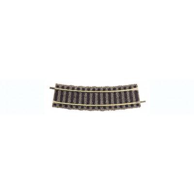 VIA CURVA R1 (R: 356,50 mm) 18º