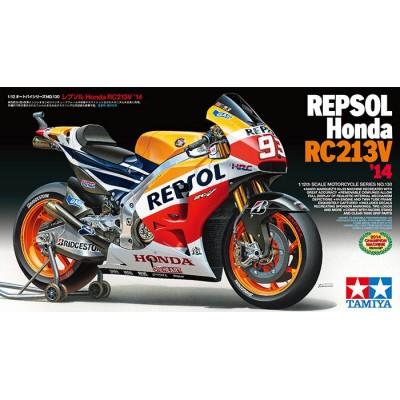 REPSOL HONDA RC213V (2014) -Escala 1/12 - Tamiya 14130