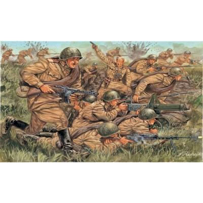 INFANTERIA SOVIETICA (Segunda Guerra Mundial) -Escala 1/72- Italeri 6057