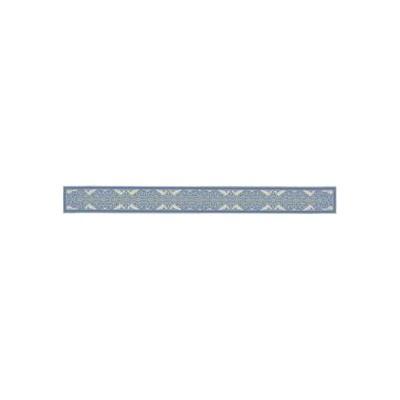 ALFOMBRA ESCALERA AZUL 5x50cms