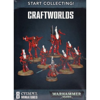 START COLLECTING CRAFTWORDLS