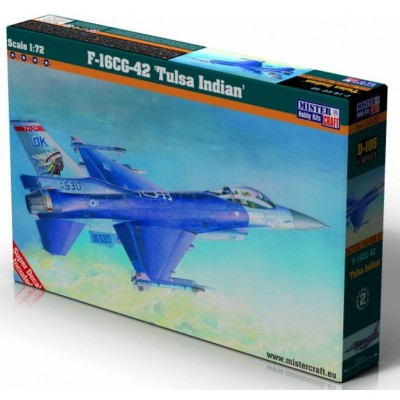 GENERAL DYNAMICS F-16 CG-42 FALCON - Mister Hobby Craft 041052