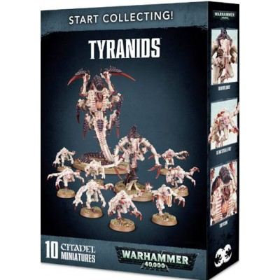 START COLLECTING : TIRANIDOS 2017 - GAMES WORKSHOP 70-51