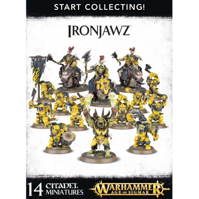 START COLLECTING : IRONJAWZ - GAMES WORKSHOP 70-89