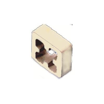 CELOSIA CLARA 27x27x10 (15 unidades) 1/10