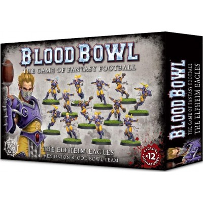 BLOOD BOWL: ELFHEIM EAGLES TEAM